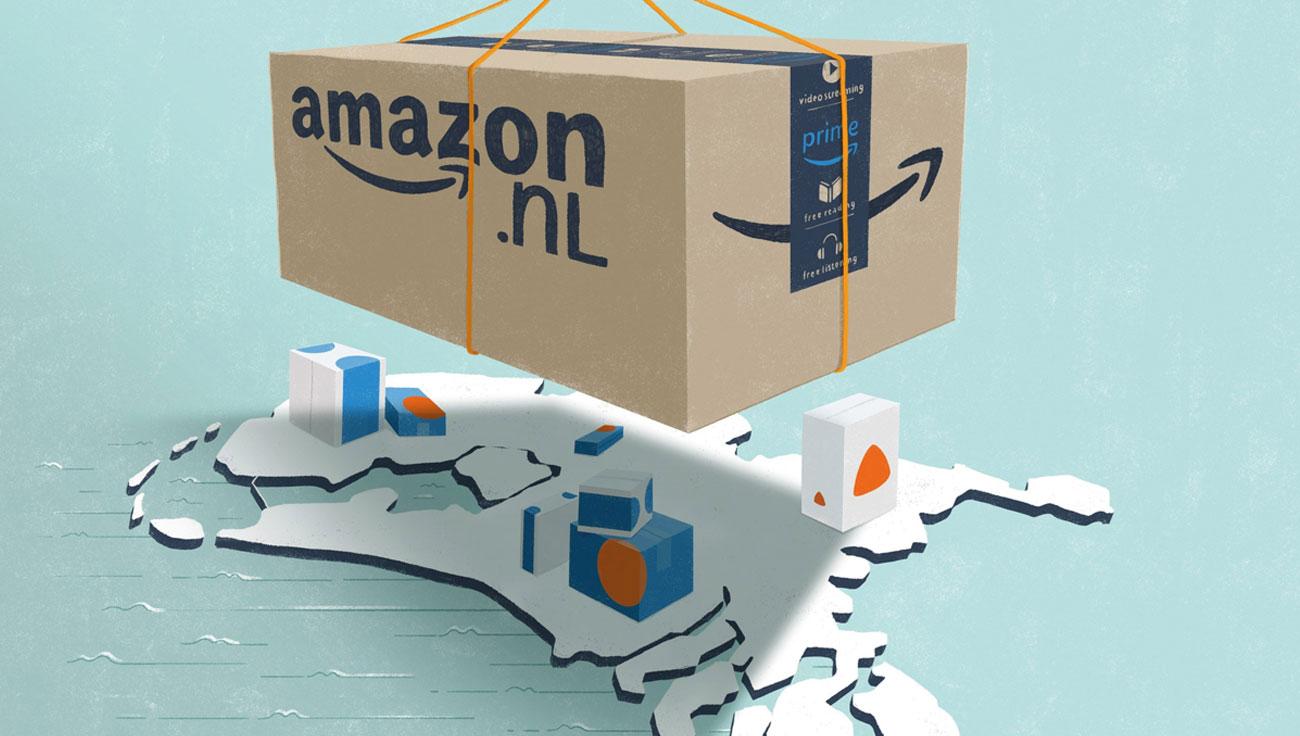 amazon-order-verzending-nederland-stock-today